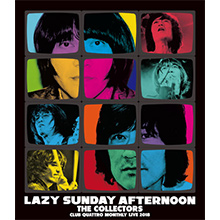 """CLUB QUATTRO MONTHLY LIVE 2018 """"LAZY SUNDAY AFTERNOON"""""""